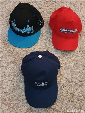 Sapca Brooklyn Ford Driving Williams Racing - imagine 1