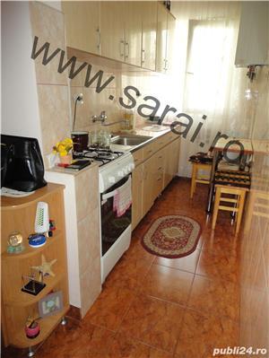 Zona Lama - Apartament cu 2 camere ,finisat ,mobilat si utilat, balcon - imagine 2