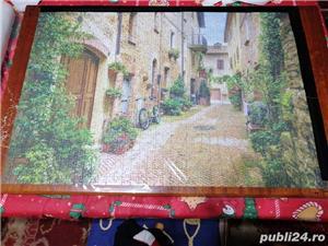 Capodopera din puzzle 5 bucăți  - imagine 1