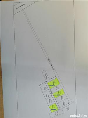 Bacau zona residenziale  Ghereiesti Teren de vanzare - imagine 1