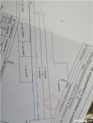 Bacau zona residenziale  Ghereiesti Teren de vanzare - imagine 3