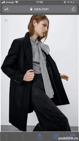 Palton Zara - imagine 1
