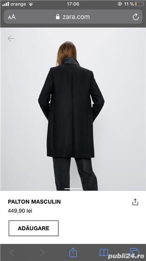 Palton Zara - imagine 2