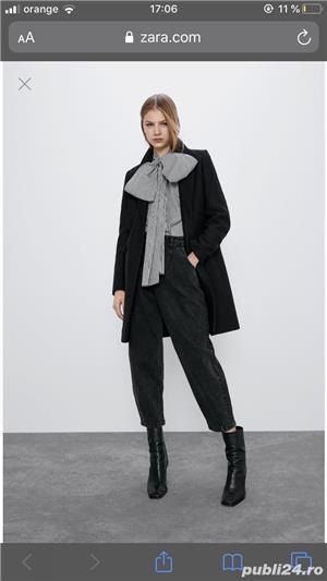 Palton Zara - imagine 5