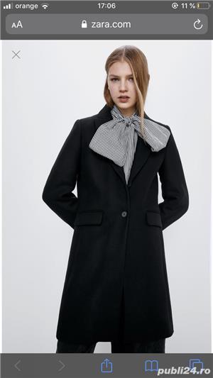 Palton Zara - imagine 4