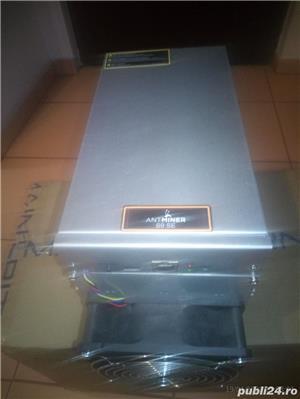 Antminer S9 SE de 16 Th/s, NOU - imagine 4