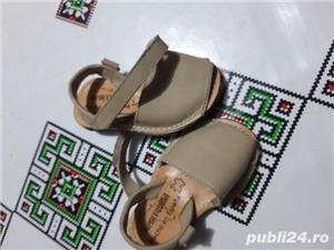 Sandale copii piele naturală marimea 21 - imagine 1