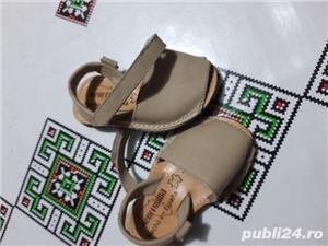 Sandale copii piele naturală marimea 21 - imagine 3