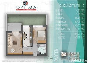 Ozana Apartament 2 camere decomandat,bucatarie inchisa,Metrou 1 Decembrie,Statie STB IOR2 - imagine 10