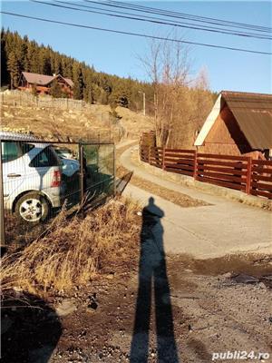 Teren de vinzare constructie casa/cabana/pensiune/prisaca - imagine 3
