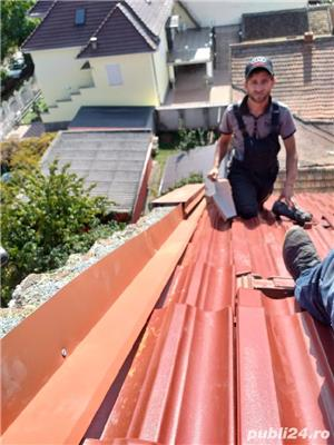 Alpinist utilitar reparatii Acoperisuri - imagine 4