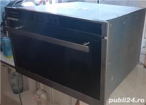Cuptor cu abur electric incorporabil Küppersbusch, Inox, garantie - imagine 4