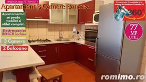 Apartament 3 Camere 2 Balcoane in Baneasa zona Petrom City - imagine 1
