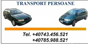 Transport  Persoane - imagine 1