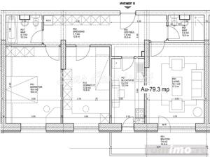Apartament 3 cam-decomandat, Rezidential, Metrou Nicolae Teclu - imagine 1
