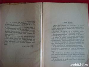 """""""Cei de facut""""-V.I.Lenin-1946 - imagine 3"""