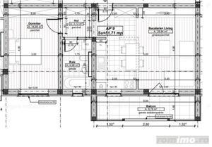 2 Camere - Bloc nou Girocului - Eso - 63.000 Euro  - imagine 8
