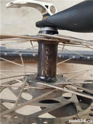 Bicicleta ful Deore - imagine 9