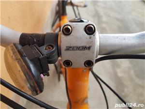 Bicicleta ful Deore - imagine 2