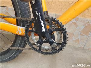 Bicicleta ful Deore - imagine 3
