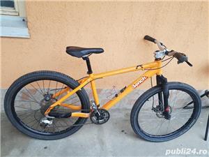 Bicicleta ful Deore - imagine 6