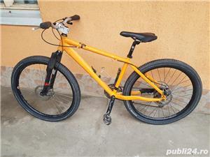 Bicicleta ful Deore - imagine 10