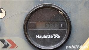 Nacela articulat diesel Haulotte HA18 SPX second hand - imagine 4
