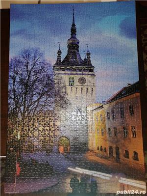 Capodopera din puzzle 5 bucăți  - imagine 3
