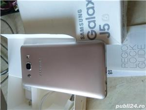 Samsung galaxy J5 2016 gold, 460 dual sim - imagine 3