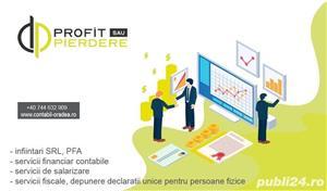 Infiintari SRL + evidente contabile si salarii - imagine 1