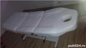 Vand pat cosmetic, rafturi diferite marimi,mobila dormitor - imagine 1
