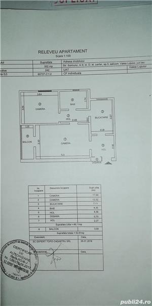 Apartament Valea lupului 2 camere  - imagine 6