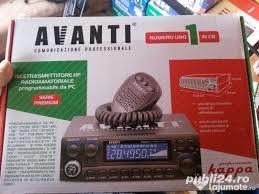 Statie radio CB Avanti Kappa 4, 25, 50 w - imagine 2