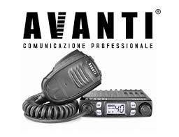 Statie radio CB Avanti Micro 4, 8 w - imagine 1