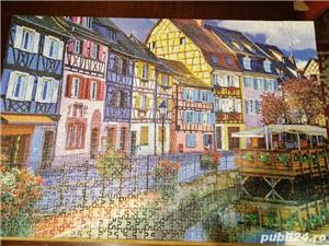 Capodopera din puzzle 5 bucăți  - imagine 4