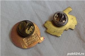 2 insigne hochei de colectie - imagine 2