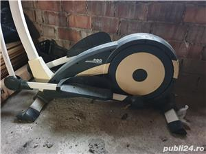 Bicicleta fitness, aparat de fitness - imagine 3