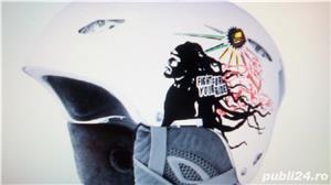 Casca ski fight for You right  - imagine 1