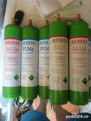 Butelie freon R410a r407 r32 r404 r134 1kg Avem la butelii de orice capacitate - imagine 1