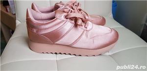Adidasi roz dama, marimea 37, Waikiki - imagine 4