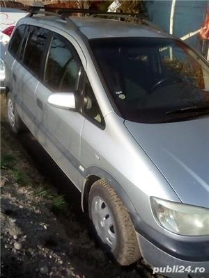 Opel Zafira pe gpl - imagine 4