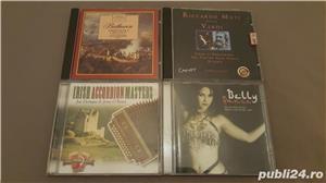 CDuri originale muzica cu carcasa - imagine 1