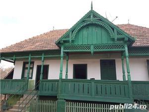 casa si teren de vanzare - imagine 3