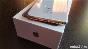 iphone x 24k gold edition placat/suflat cu aur 24 karate,neverlocked - imagine 4