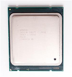 Procesor i7 3820, 3.6GHz, testat - imagine 1