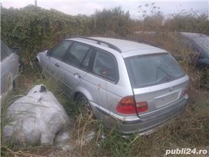Dezmembrez BMW E46 320 2.0 diesel 136 Cp - imagine 3