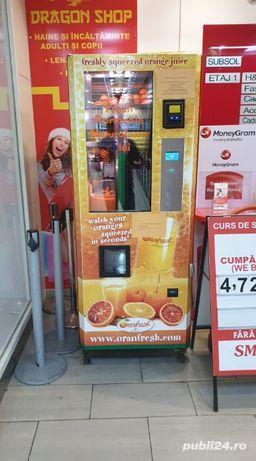 Automate de vending fresh de portocale - imagine 2
