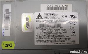 Sursa PC Delta Electronics 300W Testata, perfect functionala - imagine 1