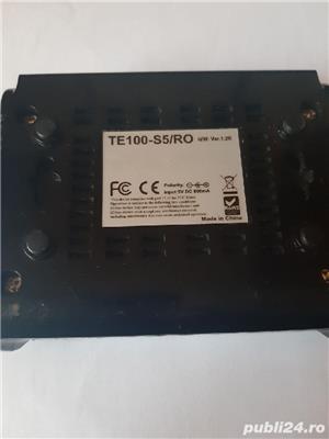 switch TRENDnet TE100-S5/RO - imagine 2