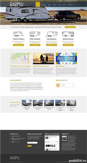 Realizare site web - imagine 3